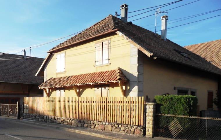 La Maison de Joséphine pour 12 pers ! - Diefmatten