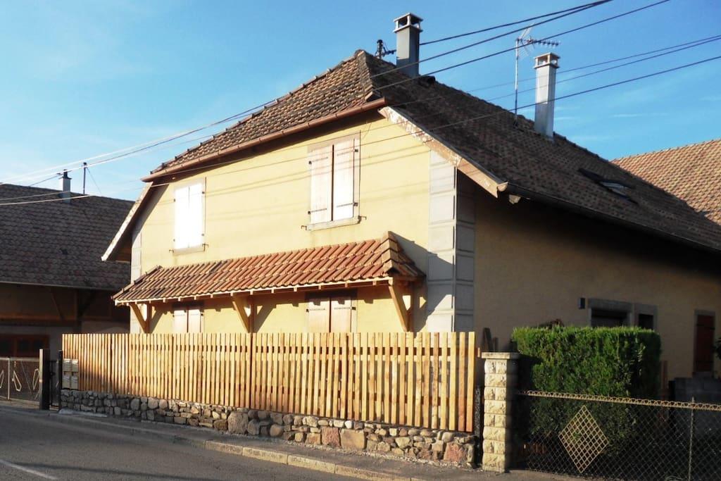 la maison de jos 233 phine pour 10 12 pers h 228 user zur miete in diefmatten elsass frankreich