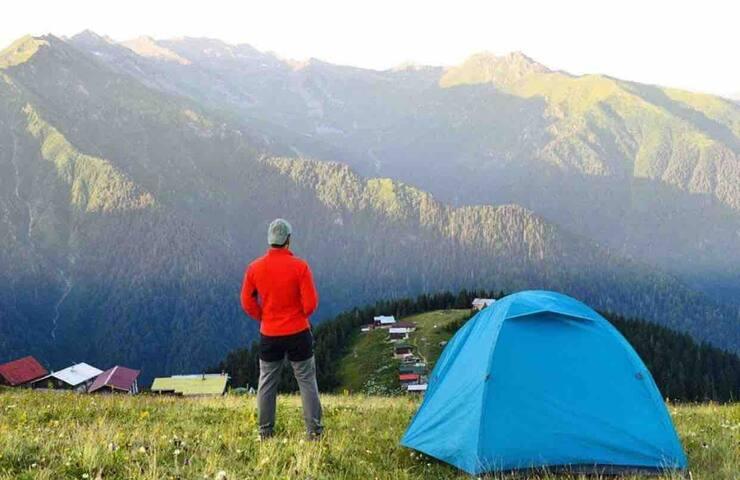 Kamp Çadır Konaklama & Tur