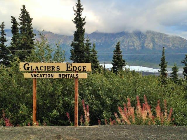 Glacier's Edge Winter Retreat