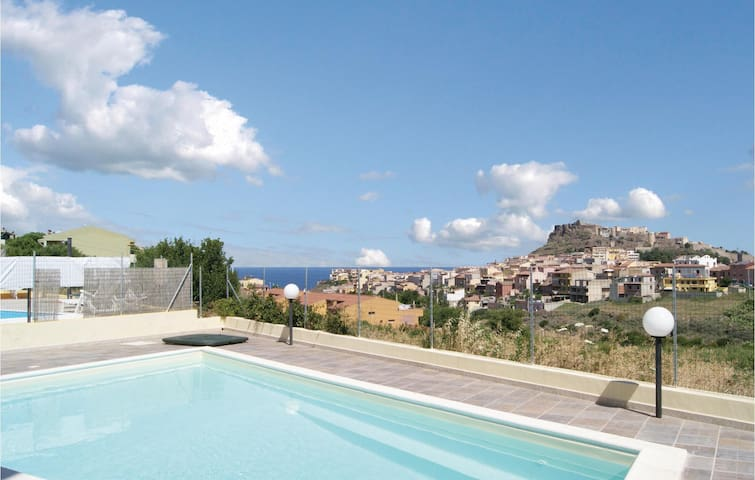Holiday apartment with 2 bedrooms on 60 m² ISD498