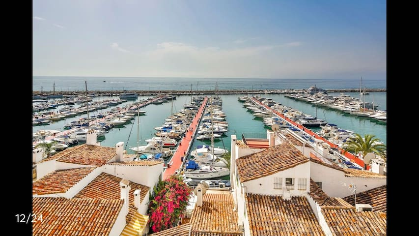 **THE penthouse to rent in Puerto Banus**