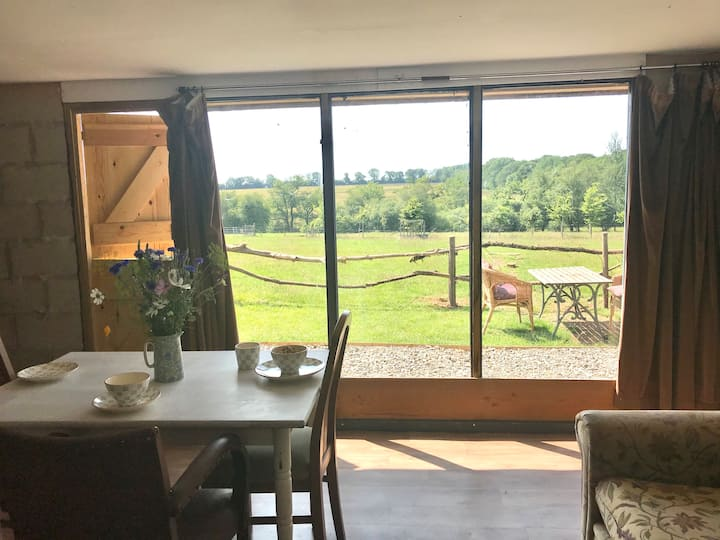 Farm stay in Rural North Devon