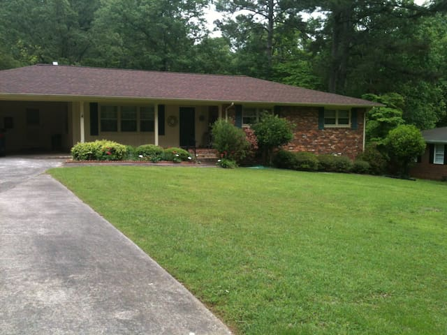 Charming Southern home -- West GA - Carrollton - Ev