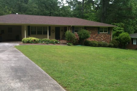 Charming Southern home -- West GA - Carrollton