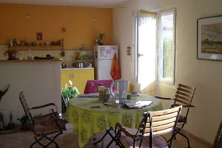 Maison au calme proche Montpellier - Candillargues - Apartament
