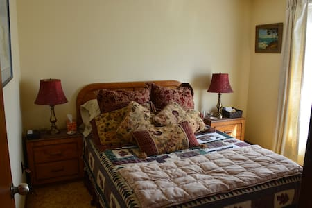 27 Roses B&B -  The Mate's Room - Morrisburg
