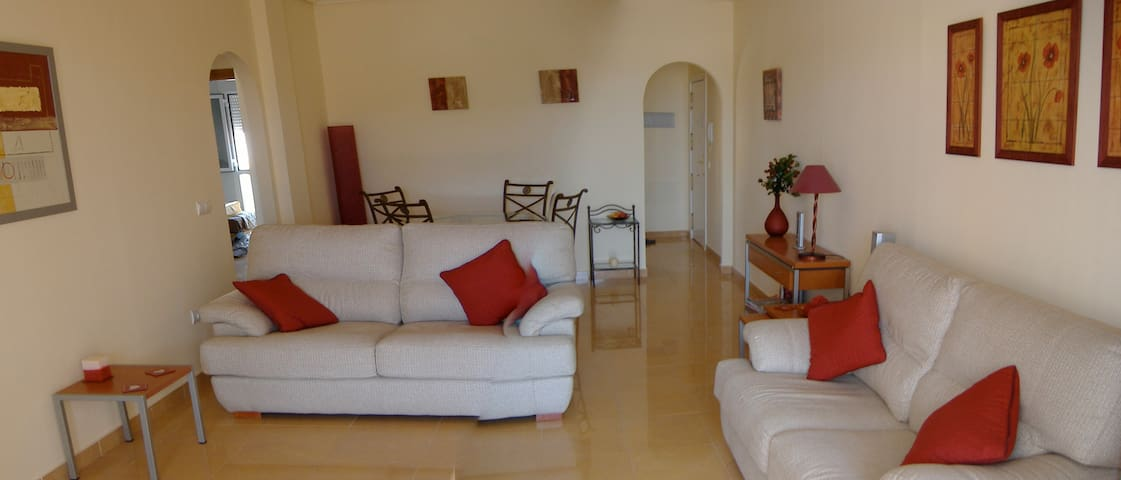Apartment with pool. - San Juan de los Terreros