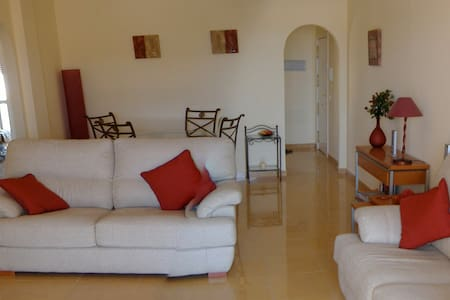 Apartment with pool. - San Juan de los Terreros - Apartment
