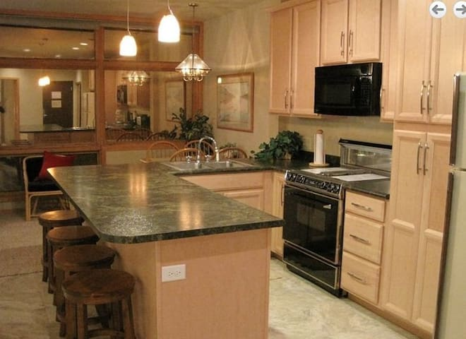 River Bank Lodge - Full Kitchen - Walk to Gondola - Keystone - Apartment