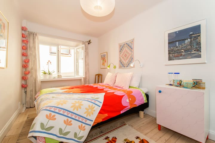 Best location in town: Private room - Stockholm - Apartemen