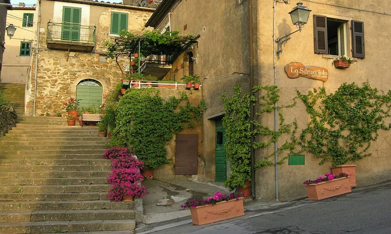 Camera Menta - Manciano - Bed & Breakfast