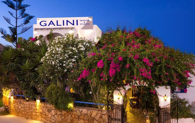 Galini  for a  relaxing vacation.