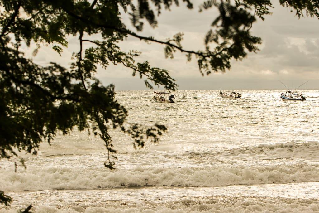OCEAN VIEW - VISTA DESDE SAMUDDA