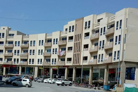 Furnished Apartment in Bahria Town Islamabad