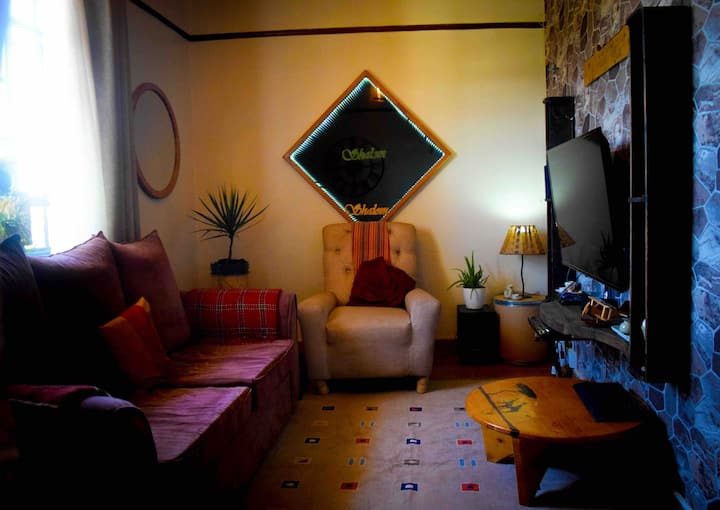 Shalom, Cozy apartment near Nairobi National Park