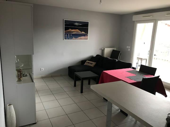 VOURLES Appartement de standing contemporain