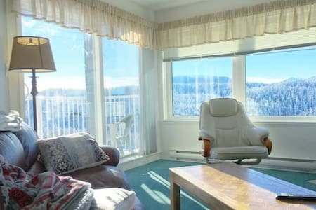 Mount Washington condo sleeps 2/7! - Comox  - Кондоминиум