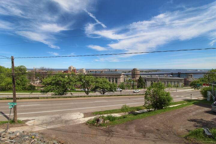 Mesaba View | Downtown with Gorgeous Lake Views