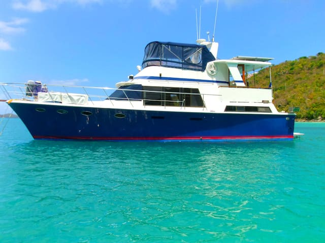 Grenadines Health & Vacation X 2 - Bequia - Barco