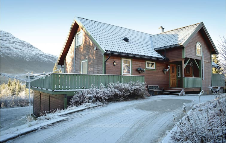 Holiday cottage with 4 bedrooms on 170m² in Hemsedal