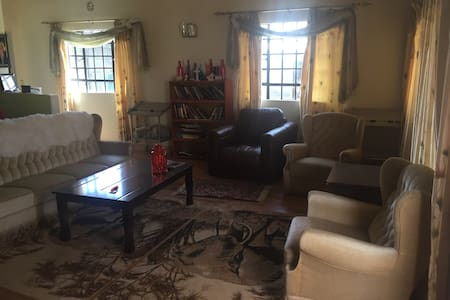 Beautiful Country Home Getaway - Ruiru