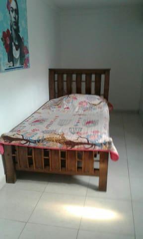 Habitacion amplia 2 personas - Barranquilla - House