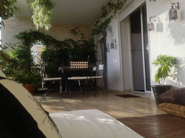 Appartement balnéaire à Tamaris - Casablanca - Apartament