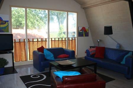 holiday home Boven 't Atelier - 聖馬麗亞(Sint Maarten) - 公寓