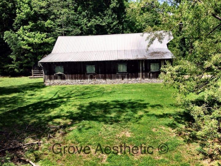 Fork Inn Pond Cabin annex - for tent camping only