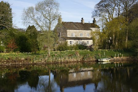 Bridge End Farm Guest House - Grassington - Oda + Kahvaltı
