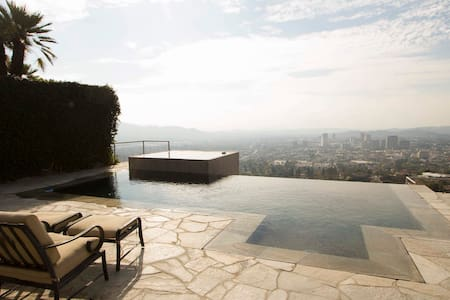 Luxury Hilltop 3BR+ Infinity Pool - 格倫代爾 - 獨棟