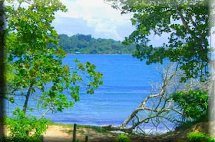 Bright, Breezy Seaview , Near beach - Bocas Del Toro - Apartamento