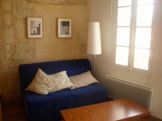 A2 Spacious apartment Saint Emilion