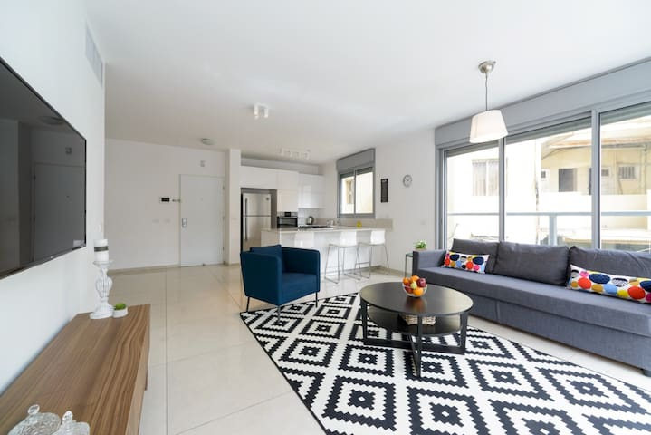 Beach area - Amazing 3BR apartment with parking