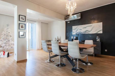 Luxury Loft in Glyfada with Seaview - Glyfada - Loft