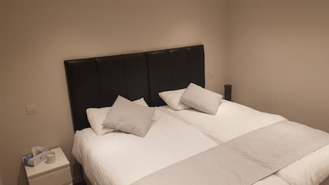 Kosher Hotel style suite