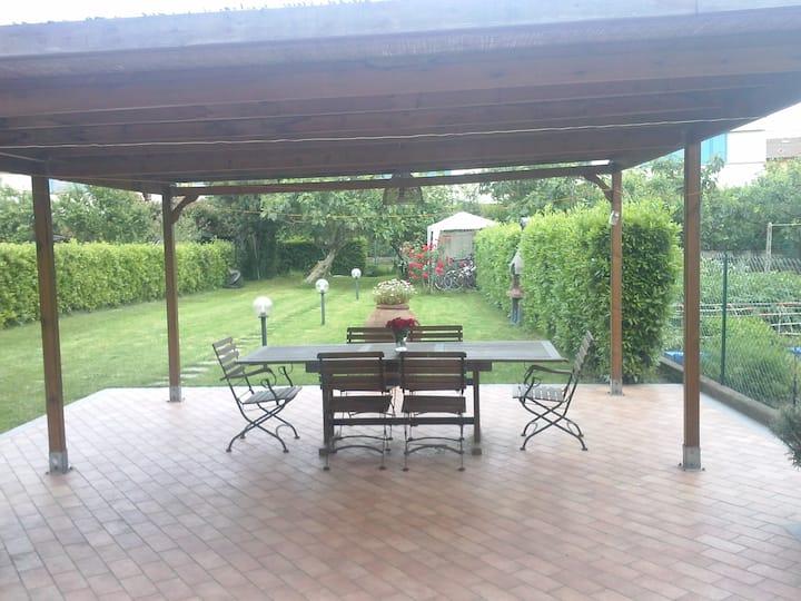 B&B con giardino a Pisa