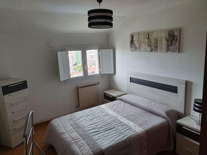 """Apartamento para veranear y descansar.Wifi.Tv 43"""""""