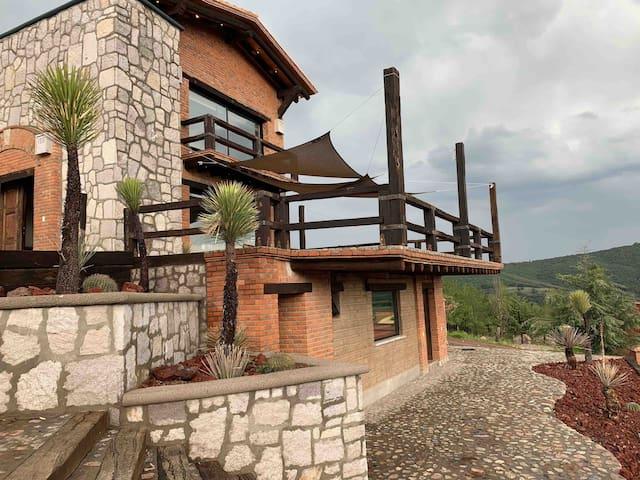 Villa Vergel / Vergel de la Sierra