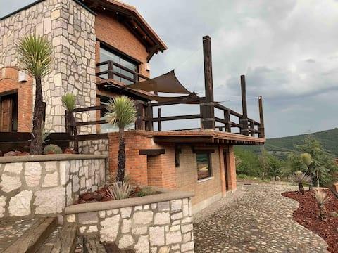 Villas Vergel (Mesic) / Vergel de la Sierra