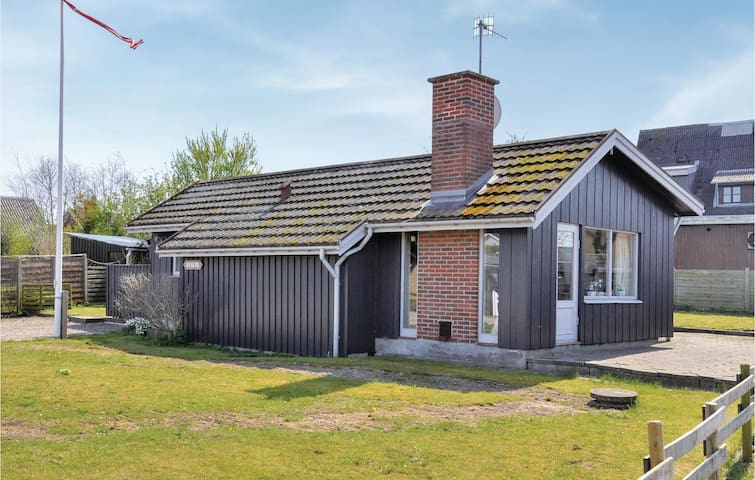 Holiday cottage with 3 bedrooms on 71m² in Broager