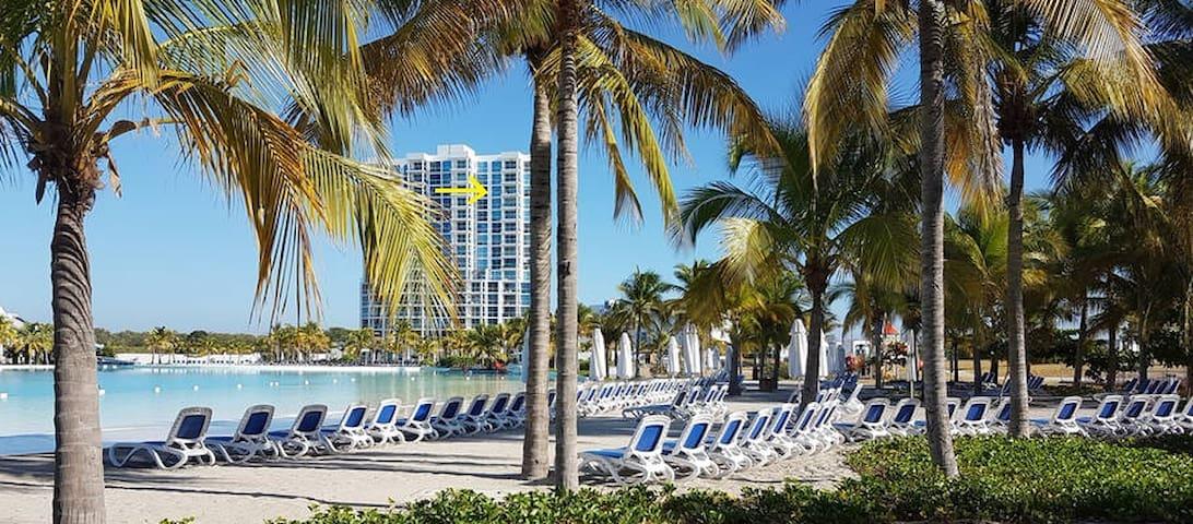 Refugio Azul. Luxury Beach Apartment.