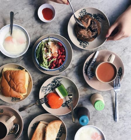 Best Places to eat in Bukit Bintang