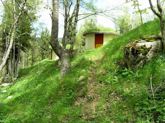 """Roc del Boc"" - hut in a beautiful natural setting"