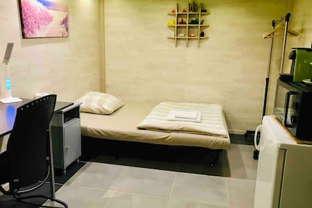 Large Spacious room with own bathroom and kitchen.