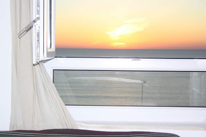 Habitación con vistas a la playa