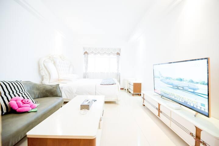 客厅,卧室