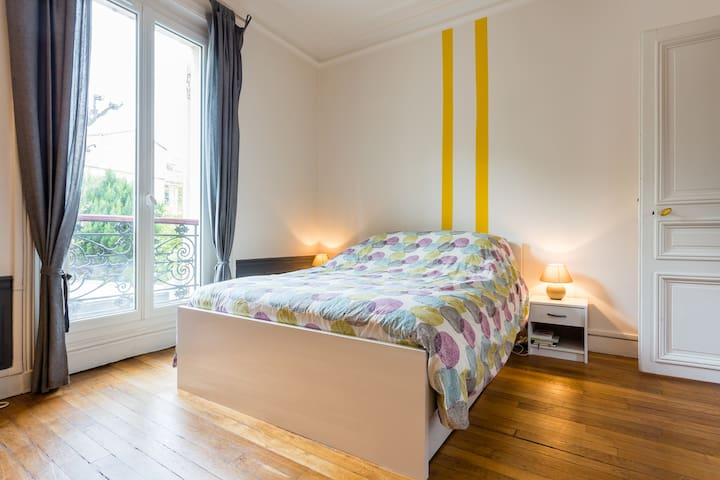 Charming 2 bedrooms appartement - Asnières-sur-Seine - Appartement