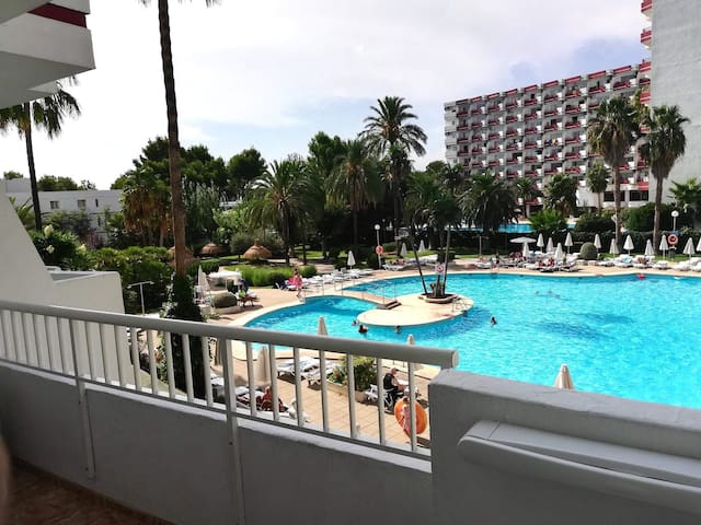 Hotel apartment near Alcudia beach